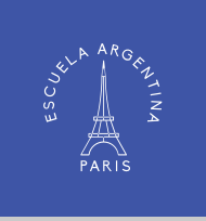 Escuela Argentina en París Logo